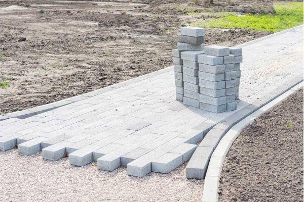 brick pathway paving company